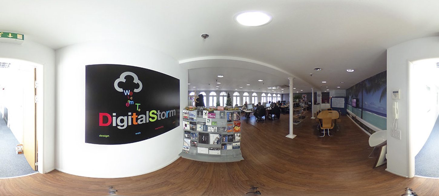 360 photograph of Digital Storm