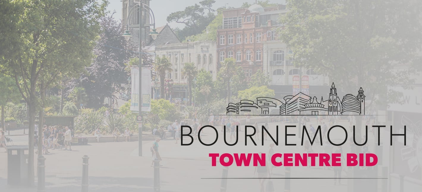Brand update for the Bournemouth Town Centre BID