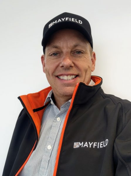 Mike Jarmey, Managing Director at The Mayfield Group