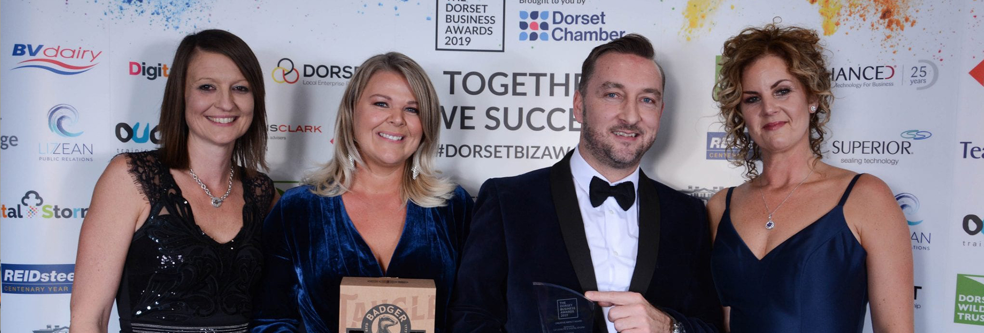 Digital Storm reflects on the 25th Dorset Business Awards