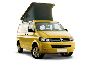 vw campervan hire for campervan holidays